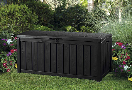 Сундук KETER GLENWOOD STORAGE BOX 390 L